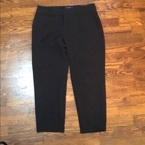 Old Navy black Harper pants